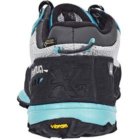 La Sportiva TX3 GTX Shoes Women Grey/Blue Moon